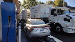 Hydrogen fueling