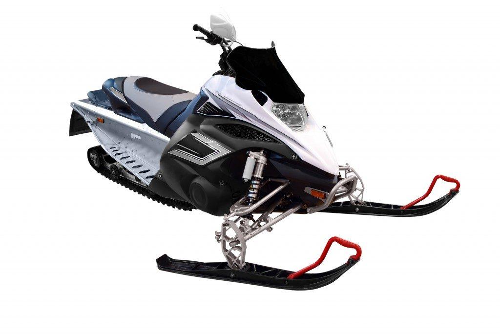Snowmobile unit