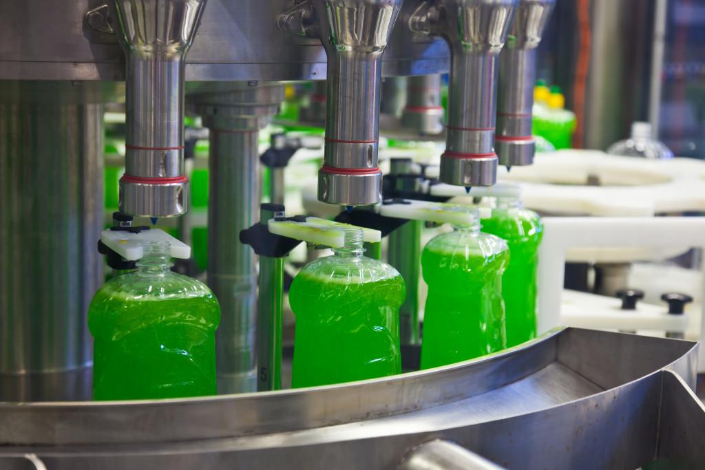 Plastic bottle manufacturer