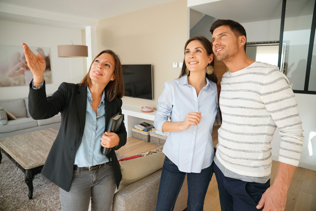 buying a home concept